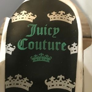 Juicy Couture Shoes - Juicy Couture Trish Black Women's Wedge Shoes New